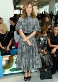 Rose Byrne attends Michael Kors Spring 2019 Collection during New York Fashion Week in New York City