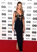 Rosie Huntington-Whiteley attending the GQ Men of the Year Awards 2018 at the Tate Modern in London, UK