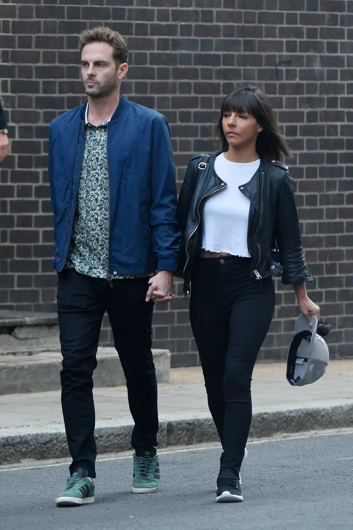 Roxanne Pallett seen for the first time after leaving Celebrity Big Brother House in London, UK