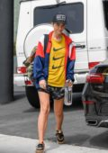 Ruby Rose seen leaving the gym in Los Angeles