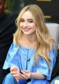 Sabrina Carpenter at the Variety Studio Presented by AT&T during Toronto International Film Festival (TIFF 2018) in Toronto, Canada