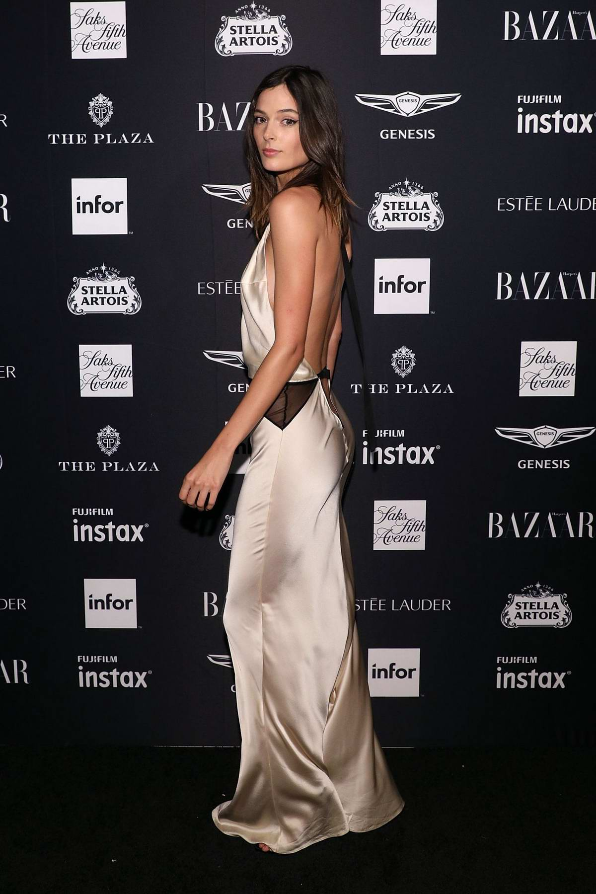 sadie newman attends harper's bazaar icons party nyfw spring-summer 2019 in new york city-070918_2