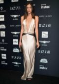 Sadie Newman attends Harper's Bazaar ICONS party NYFW Spring/Summer 2019 in New York City