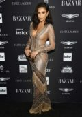 Shay Mitchell attends Harper's Bazaar ICONS party NYFW Spring/Summer 2019 in New York City