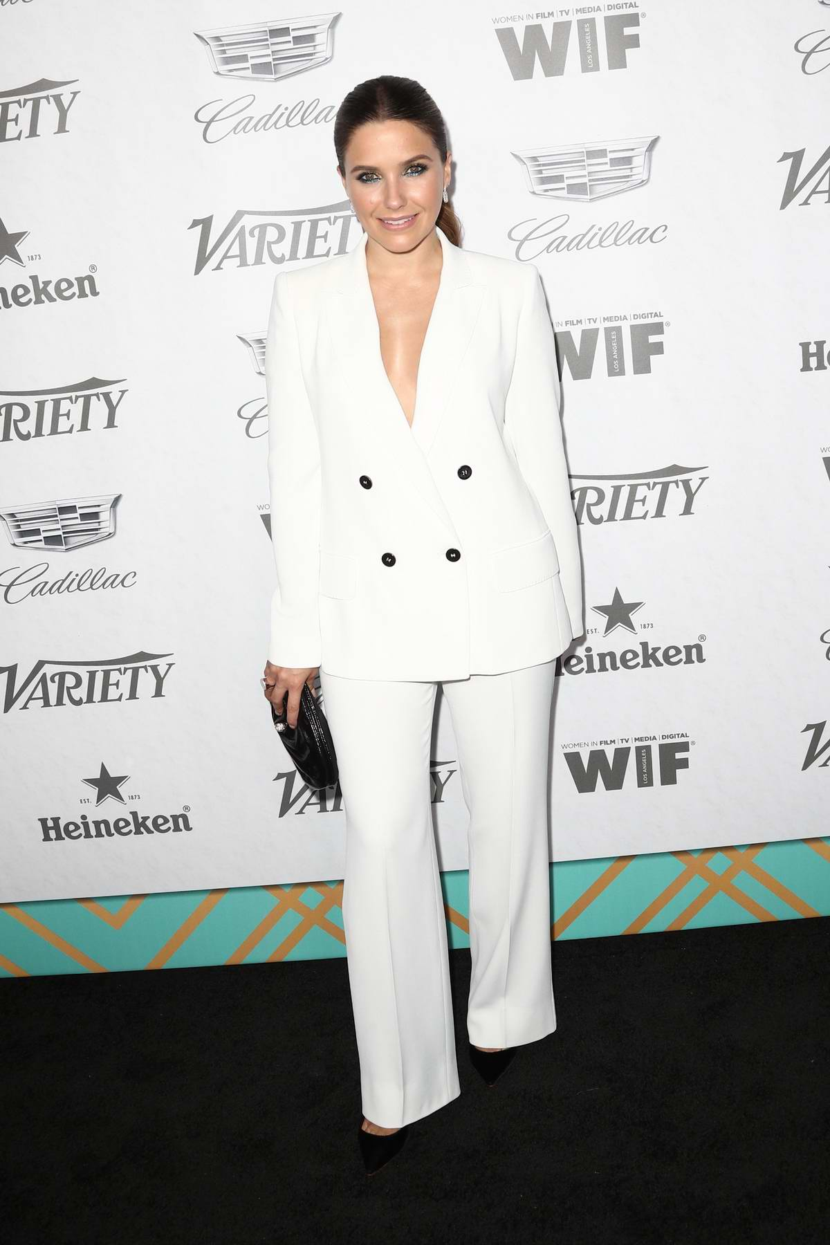 Sophia Bush attends Variety and Women in Film Pre-Emmy Party in Los Angeles