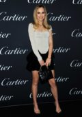 Suki Waterhouse attends Cartier Precious Garage Party Spring/Summer 2019 during New York Fashion Week in New York City