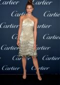 Taylor Hill attends Cartier Precious Garage Party Spring/Summer 2019 during New York Fashion Week in New York City