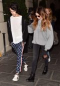 Thyane Blondeau steps out with boyfriend Raphael Le Friant in Paris, France