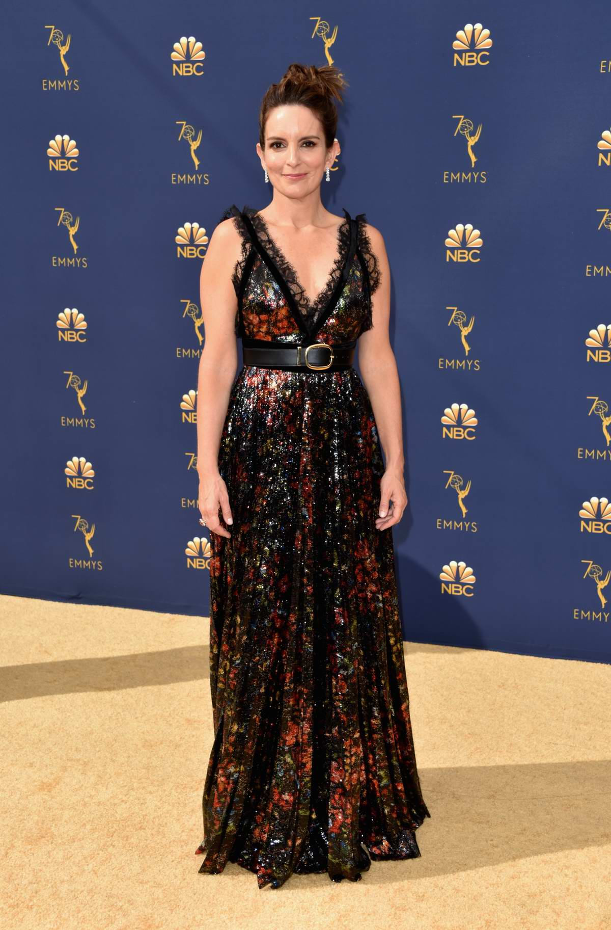 tina fey attends the 70th primetime emmy awards (emmys ...