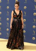 Tina Fey attends the 70th Primetime EMMY Awards (EMMYS 2018) at Microsoft Theater in Los Angeles