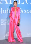 Toni Garrn attends the Gala For The Global Ocean in Monte Carlo, Monaco