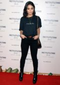 Vanessa Hudgens attends PrettyLittleThing Starring Ashley Graham Event in Los Angeles