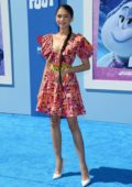 Zendaya Coleman attends 'Smallfoot' film premiere in Los Angeles