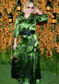 Abbie Cornish attends the Ninth Annual Veuve Clicquot Polo Classic in Los Angeles