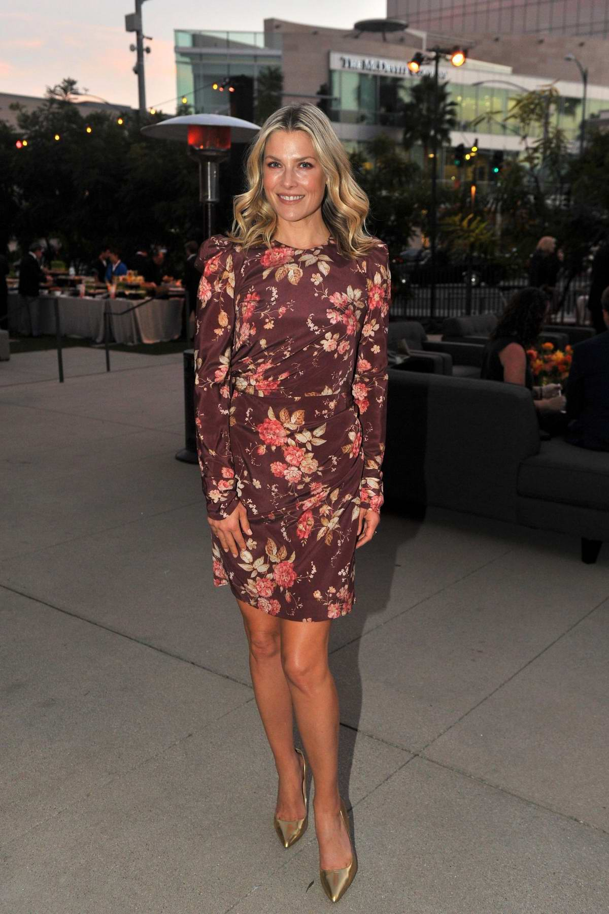 Ali Larter attends American Friends of the Israel Philharmonic Orchestra Los Angeles Gala 2018 in Beverly Hills, Los Angeles