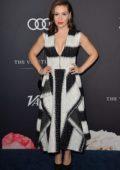 Alyssa Milano attends Variety's Power Of Women: Los Angeles in Beverly Hills, California