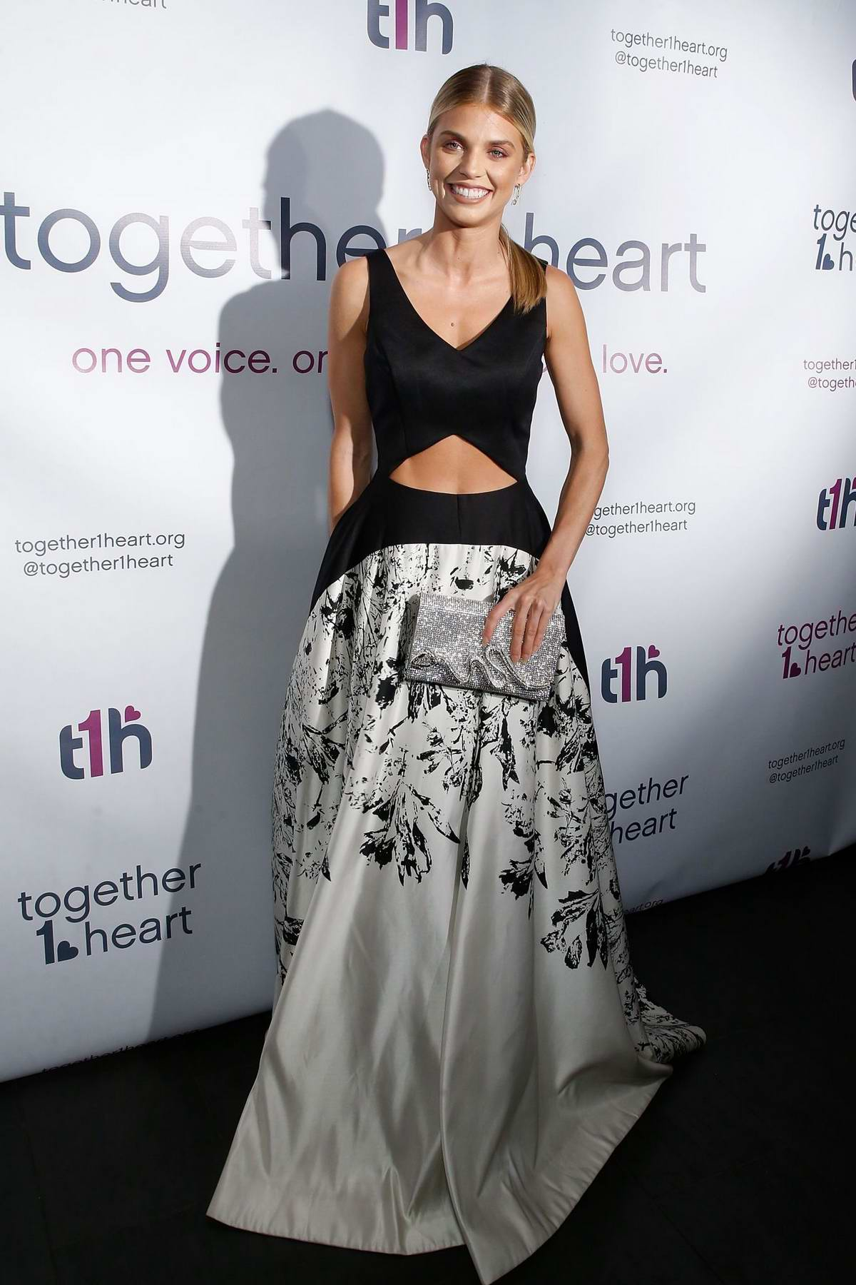 AnnaLynne McCord attends 2018 Together1Heart New York Gala at Tao Downtown in New York City