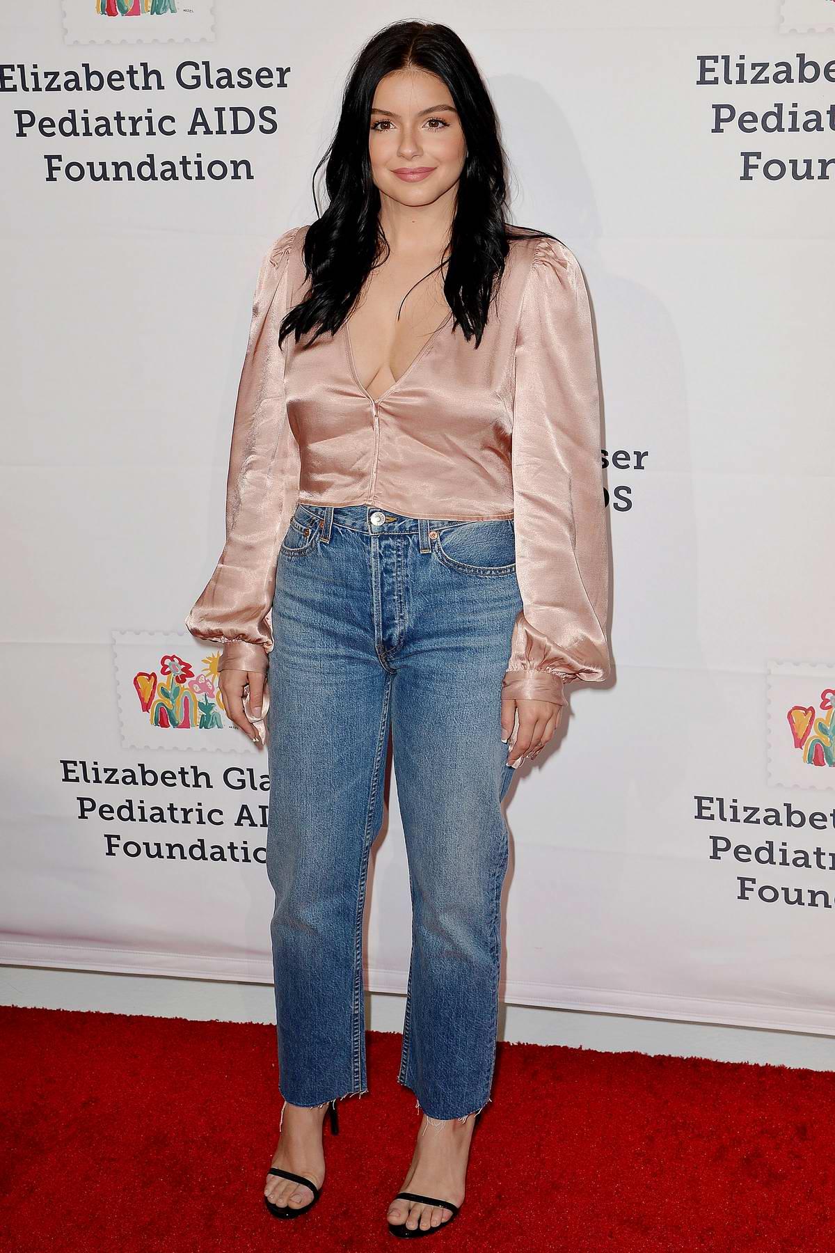 Ariel Winter attends Elizabeth Glaser Pediatric AIDS Foundation 30th Anniversary in Culver City, California
