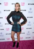 Arielle Kebbel attends NYLON's Annual It Girl Party at the Ace Hotel in Los Angeles