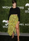 Ashley Graham attends 12th Annual God's Love We Deliver 'Golden Heart Awards' in New York City