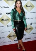 Ashley Graham attends the Los Angeles Team Mentoring's 20th Annual Soiree in Los Angeles