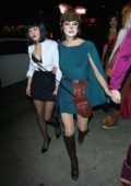 Ashley Greene attends Kate Hudson's Halloween Party in West Hollywood, Los Angeles