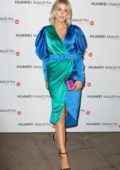 Ashley James attends Launch of the Huawei Mate 20 Pro at One Marylebone in London, UK