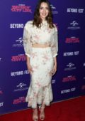 Aubrey Plaza attends 'An Evening With Beverly Luff Linn' premiere in Los Angeles