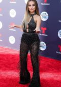 Becky G attends Latin American Music Awards 2018 at Dolby Theatre in Los Angeles