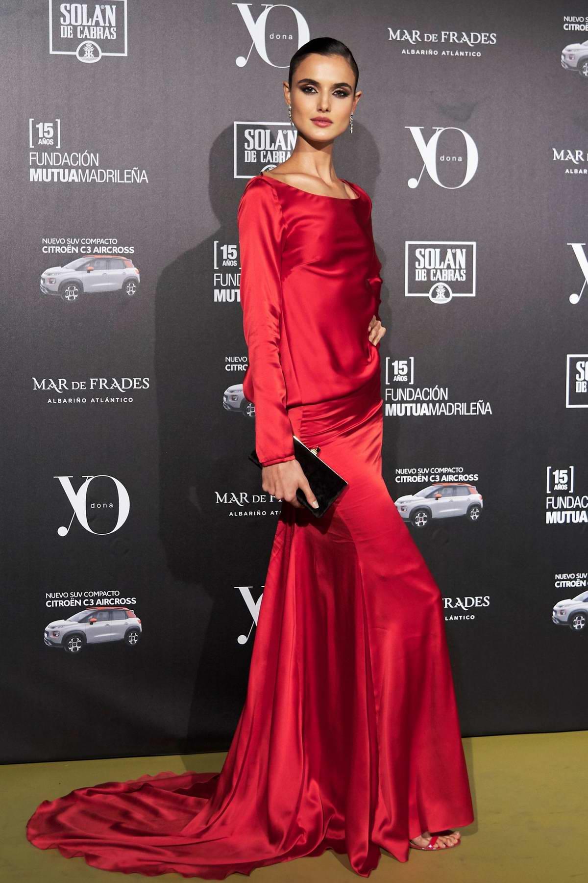 Blanca Padilla attends the 'YO DONA' International Awards 2018 in Madrid, Spain