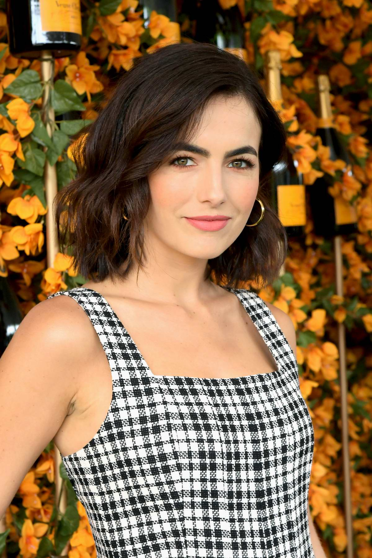 Camilla Belle attends the Ninth Annual Veuve Clicquot Polo Classic in Los Angeles