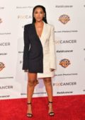 Candice Patton attends Fck Cancer's 1st Annual Barbara Berlanti Heroes Gala in Burbank, California