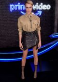 Cara Delevingne attends the Amazon Prime Video Europe Autumn Party at 100 Wardour Street in London, UK