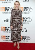 Carey Mulligan attends 'Wildlife' premiere during the 56th New York Film Festival (NYFF56) in New York City