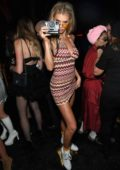 Charlotte McKinney attends the Casamigos Halloween Party in Beverly Hills, Los Angeles