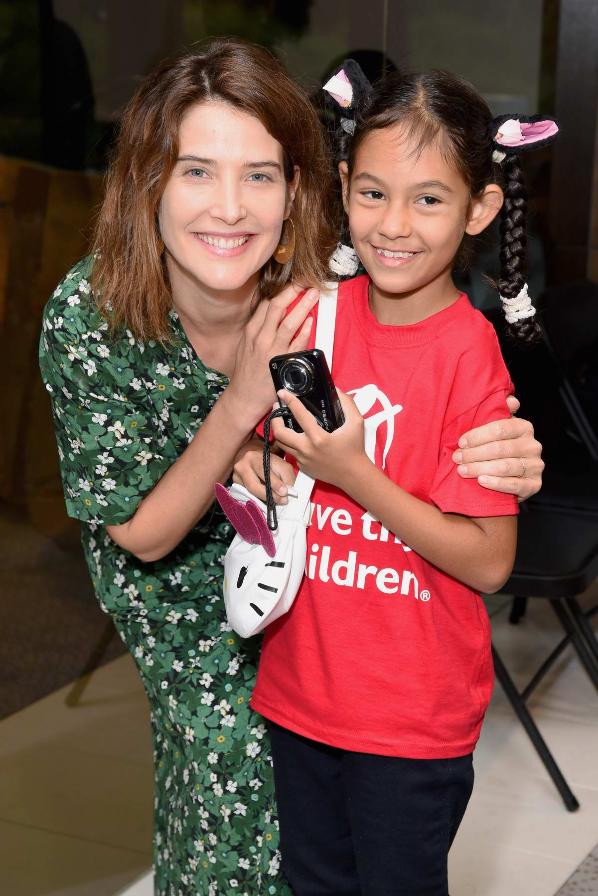 Cobie Smulders Attends Save The Children Celebrates International Day Of The Girl In Los Angeles 111018 1