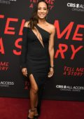 Dania Ramirez attend the New York Premiere of 'Tell Me A Story' at Metrograph in New York City