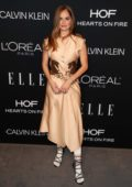 Debby Ryan attends ELLE's 25th Annual Women In Hollywood Celebration at the Four Seasons Hotel in Beverly Hills, Los Angeles