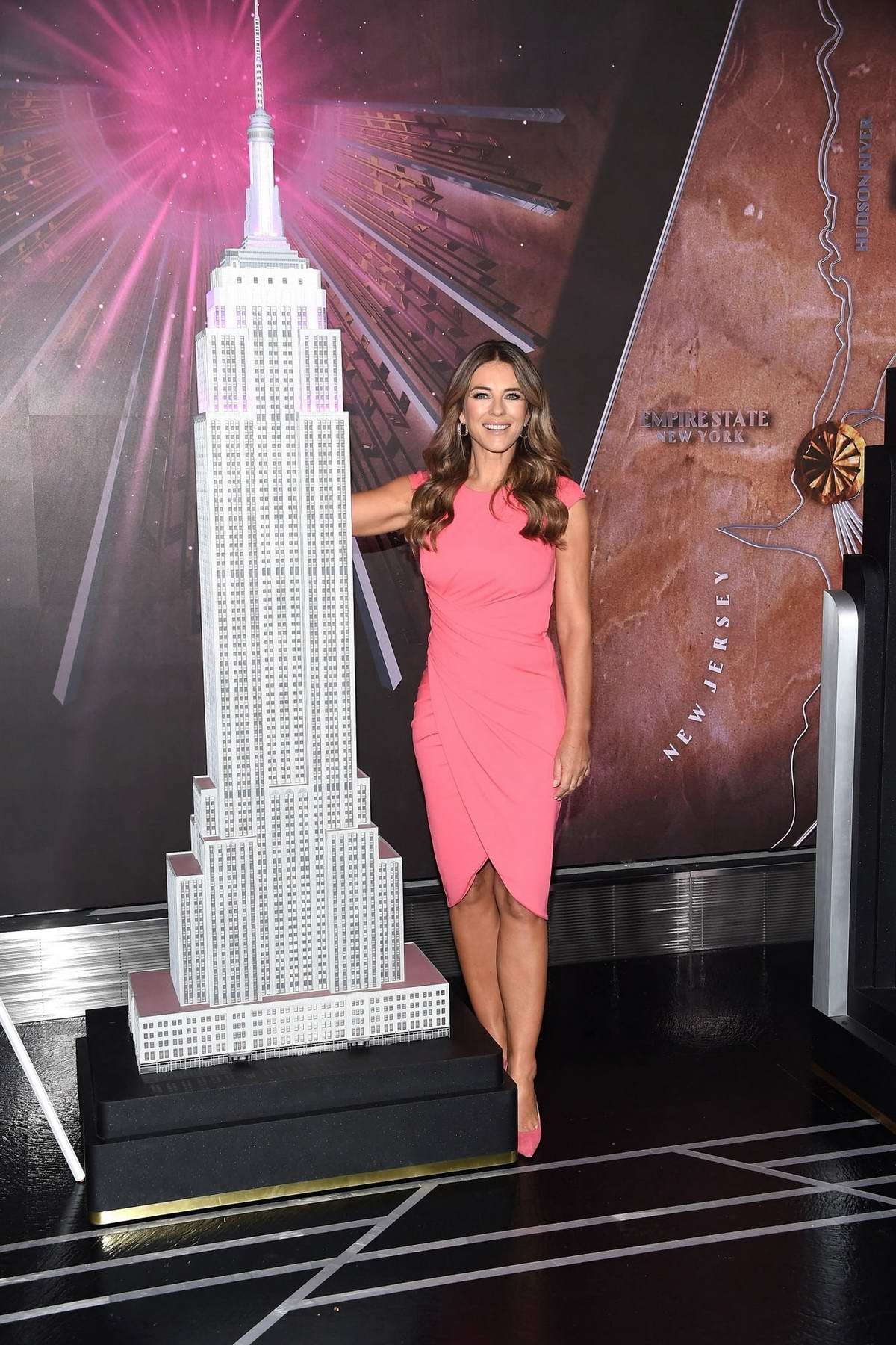 Elizabeth Hurley Isnt Worried About Becoming Empty Nester