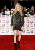 Ellie Goulding attends the Pride of Britain Awards 2018 at the Grosvenor Hotel in London, UK