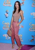 Emily Ratajkowski attends Candy Crush Friends Saga Global Launch Event in New York City