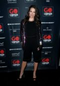 Evangeline Lilly attends GO Campaign Gala at City Market Social House in Los Angeles