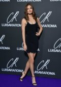 Grace Elizabeth attends the CR Fashion Book x Luisasaviaroma photocall during Paris Fashion Week in Paris, France