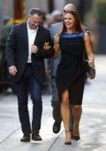 Jennifer Garner leaves after her appearance on 'Jimmy Kimmel Live!' in Hollywood, Los Angeles