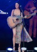 Kacey Musgraves performs at 'Jimmy Kimmel live' in Los Angeles