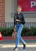 Kaia Gerber stops by a CVS Pharmacy while out in Los Angeles