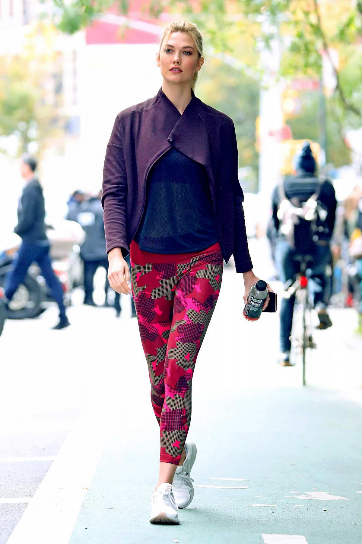 026cb55b609f3 karlie kloss sports a colorful adidas workout gear while out in new york  city-231018_2