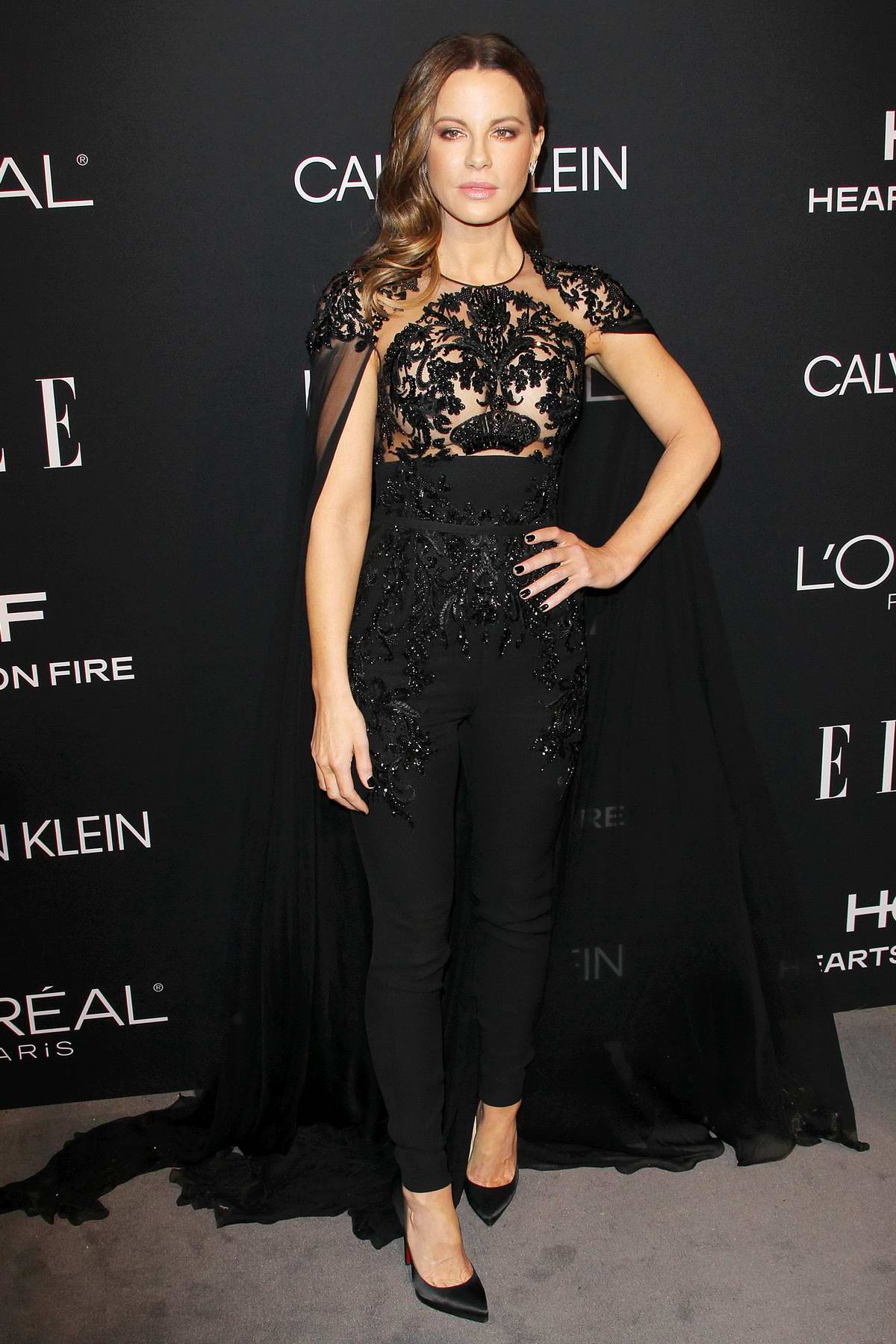 Kate Beckinsale attends ELLE's 25th Annual Women In Hollywood Celebration at the Four Seasons Hotel in Beverly Hills, Los Angeles