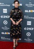 Katherine Langford attends GLSEN Respect Awards in Beverly Hills, Los Angeles
