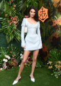 Kendall Jenner attends the Ninth Annual Veuve Clicquot Polo Classic in Los Angeles